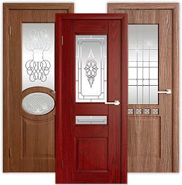 Каталог межкомнатных дверей серии Элит