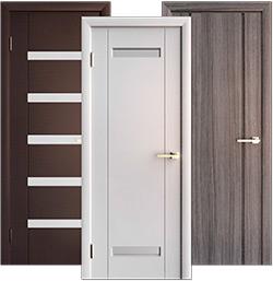 Каталог межкомнатных дверей в стиле Модерн