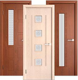 Каталог межкомнатных дверей серии Оптимум