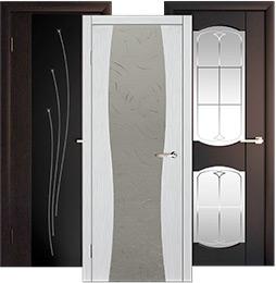 Каталог межкомнатных дверей Стиль