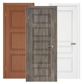 Каталог межкомнатных дверей серии Квадро